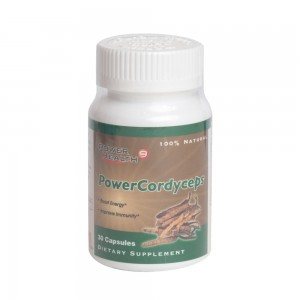 Power Cordyceps 30 Capsules (Buy 4 get 4 FREE)
