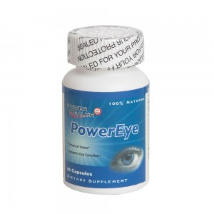 Power Eye 45 Capsules (Buy 6 get 3 FREE)
