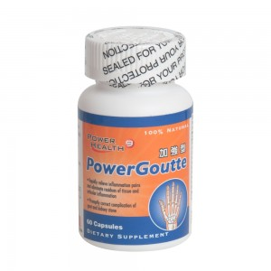 Power Goutte 60 Capsules (Buy 6 get 3 FREE)