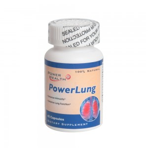 Power Lung 45 Capsules (Buy 6 get 3 FREE)